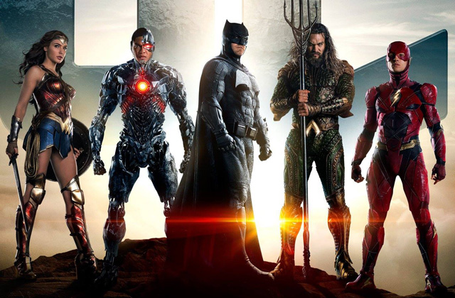 Looks Like Justice League, 2 More DC Films Will Have 'VR Experiences'