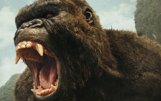 Kong is King at the Global Box Office with $  142.6 Million