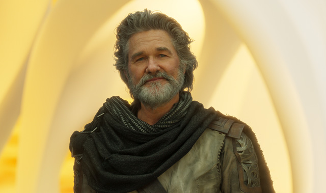Interview: Kurt Russell Joins the Guardians of the Galaxy
