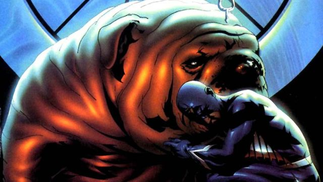 Inhumans Set Photos Reveal First Look at Black Bolt and a Pre-CGI Lockjaw