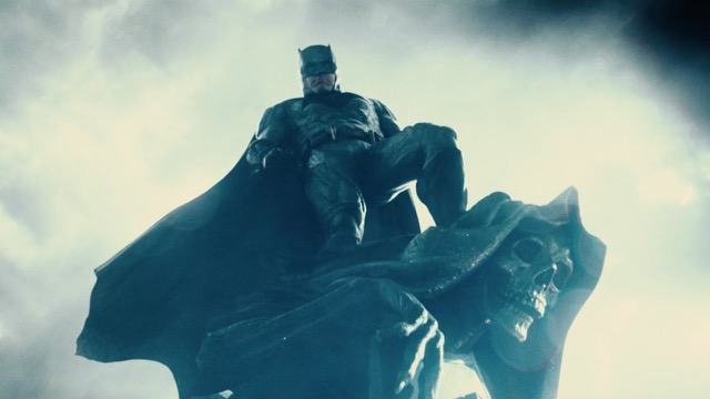 Batman Justice League Teaser Brings in the Dark Knight