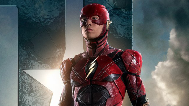 Check out The Flash Justice League poster and teaser. What do you think of the Flash Justice League costume?