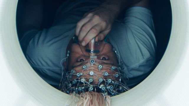 Charlie McDowell's latest, The Discovery is now available to stream on Netflix. Read our Charlie McDowell interview!