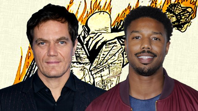 Fahrenheit 451 is headed to HBO! Michael Shannon and Michael B. Jordan will headline Fahrenheit 451