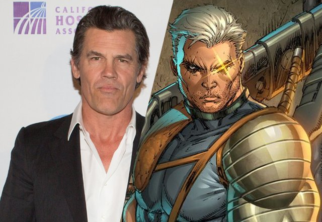 Thanos, oops I mean, Josh Brolin to play Cable in Deadpool 2
