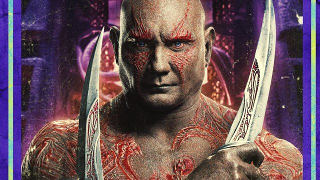 CS sits down with Drax himself for a Dave Bautista interview. Check out our Dave Bautista Drax interview.