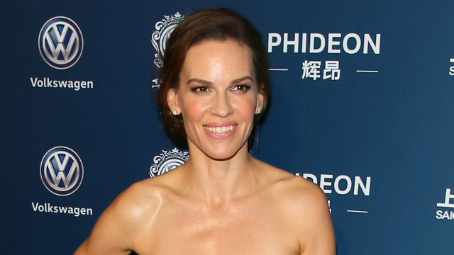 Hilary Swank Joins New FX Series Trust as Gail Getty