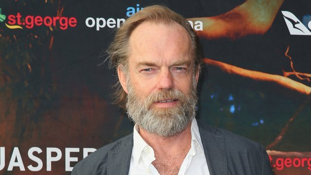Hugo Weaving teams up with Peter Jackson again for Mortal Engines