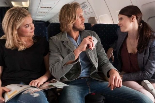 Vertical Entertainment and DIRECTV have won the rights to the William H. Macy-directed The Layover