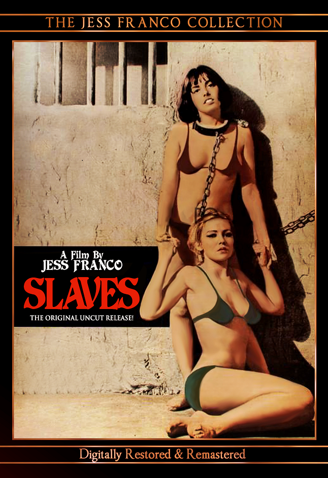 Jess Franco's Slaves Comes Uncut to DVD