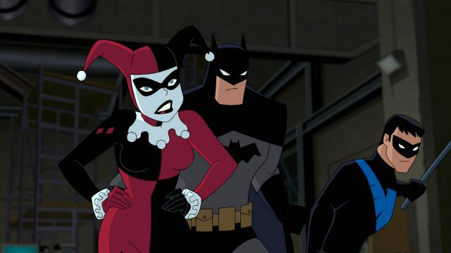 Batman and Harley Quinn Voice Cast and Villains Announced