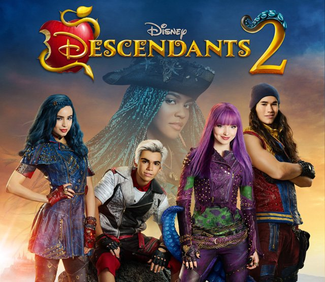 Descendants 2 Premiere Set for Five Networks on July 21