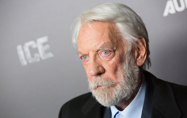 Donald Sutherland to Play J. Paul Getty in FX's Trust