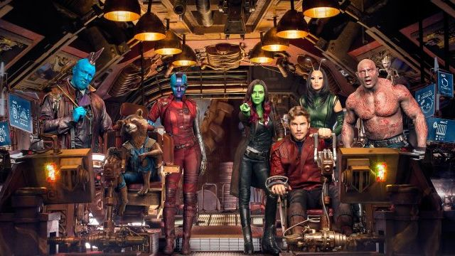 New Guardians of the Galaxy Vol. 2 Photos Bring the Team Together