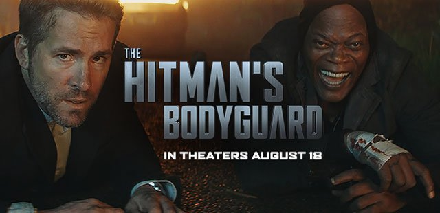 The Hitman's Bodyguard Red Band Trailer is Here! Ryan Reynolds Movies
