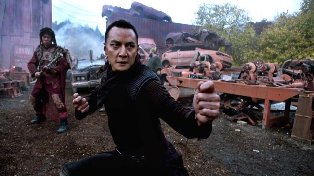 AMC's Into the Badlands has been renewed for an expanded 16-episode third season