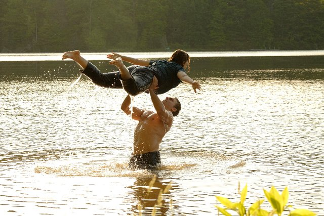 Check out a slew of new Dirty Dancing photos, including Abigail Breslin and Colt Prattes doing the lift
