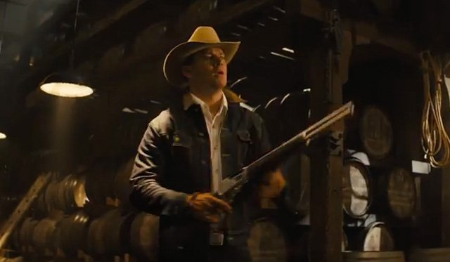 Second Kingsman Tease Ahead of the Trailer Tomorrow