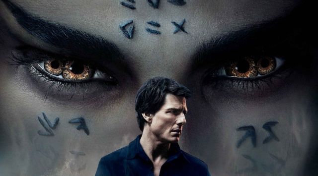 The New Mummy Poster Has Its Eyes on You... and Tom Cruise