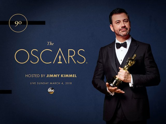 Jimmy Kimmel Will Return to Host the 2018 Oscars