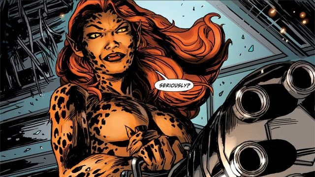 Cheetah could be another character that will appear in the Wonder Woman sequel. Would you like to see a Wonder Woman sequel featuring Cheetah?