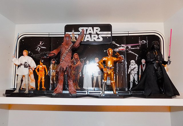 Unboxing Hasbro Star Wars 40th Anniversary Legacy Pack