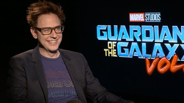 What was up with those Watchers in Guardians of the Galaxy Vol. 2? James Gunn talks Watchers, infinity War and more!