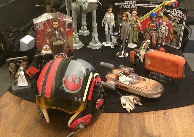 CS Interview: Hasbro Star Wars Creators Talk New Toy Lines