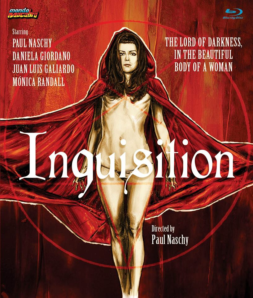 Inquisition Blu-ray Review