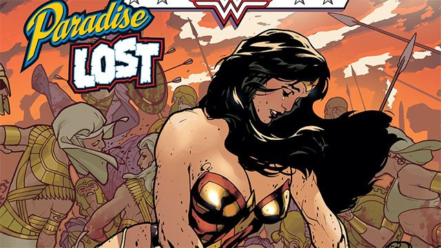 Paradise Lost could be a featured element of Wonder Woman 2. Would you like to see a Wonder Woman 2 with Paradise Lost as the central storyline?