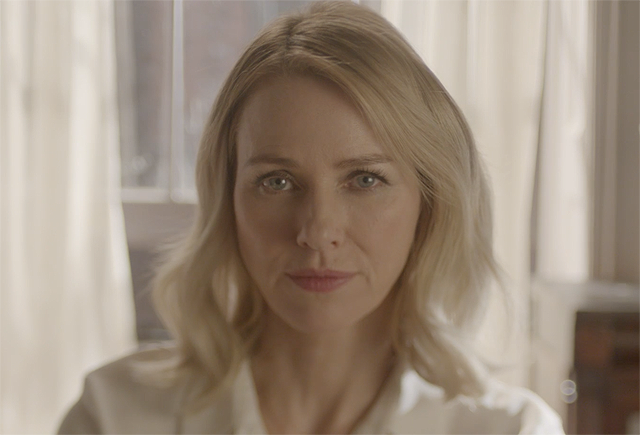 A first look at Naomi Watts' new series Gypsy