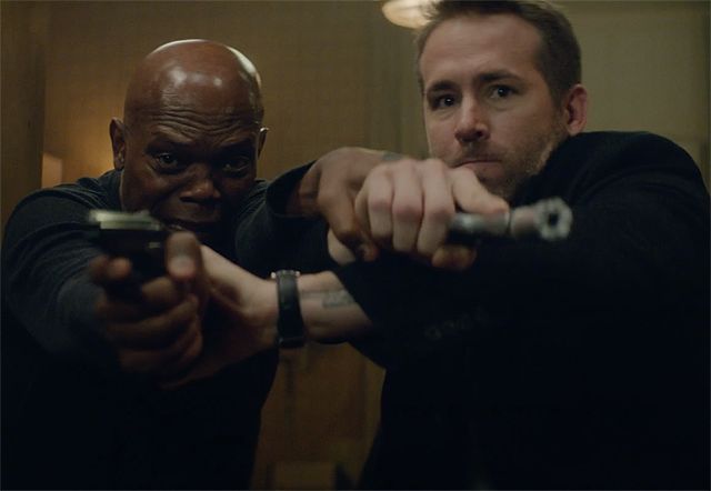 The Hitman's Bodyguard new trailer has arrived