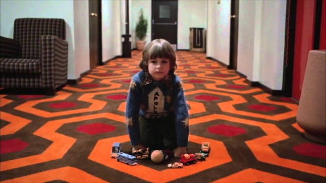 the shining invades universals halloween horror nights - The Shining Halloween