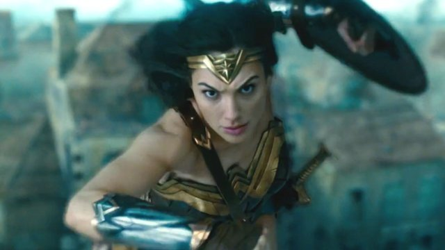 Watch a Wonder Woman clip! Check out the new Wonder Woman clip in the player below.