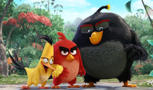 The Angry Birds Movie 2 Release Date Set for 2019
