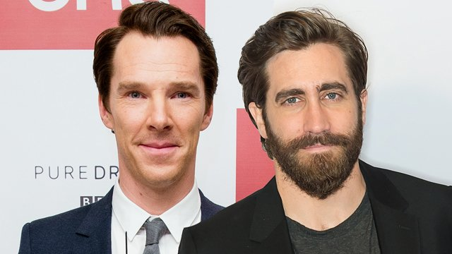 Benedict Cumberbatch & Jake Gyllenhaal Are Headed To Rio