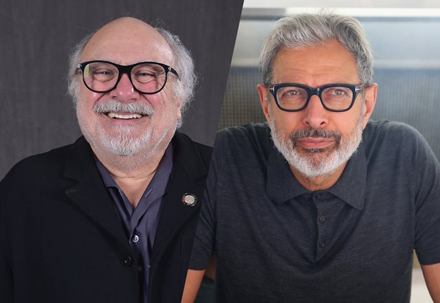 Danny DeVito and Jeff Goldblum to star in a comedy from Amazon Studios