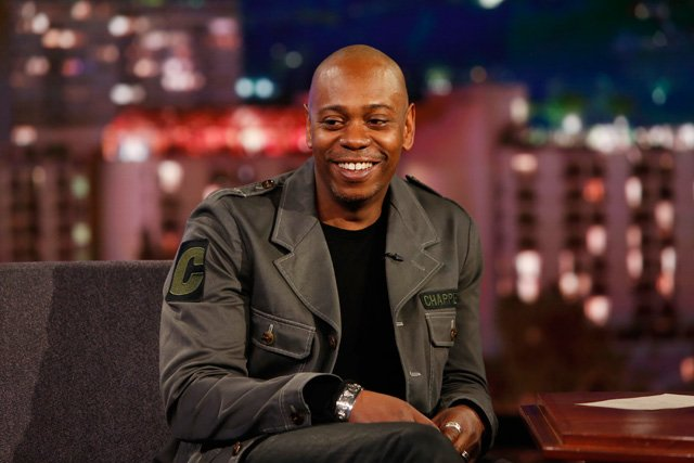 Dave Chappelle Joins Bradley Cooper and Lady Gaga in A Star is Born