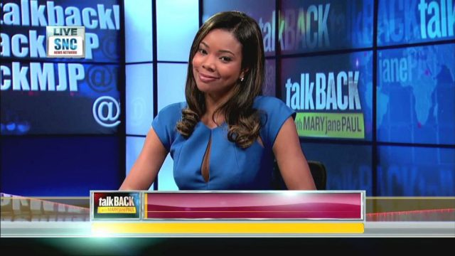 Being Mary Jane star Gabrielle Union is set to star in and produce the film Breaking In
