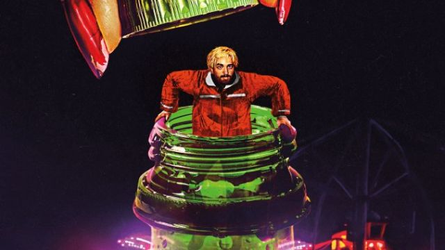 Check out the first poster for Robert Pattinson's next 'Good Time'