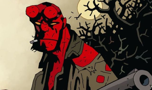 Hellboy: Rise of the Blood Queen Movie Gets Promo Art