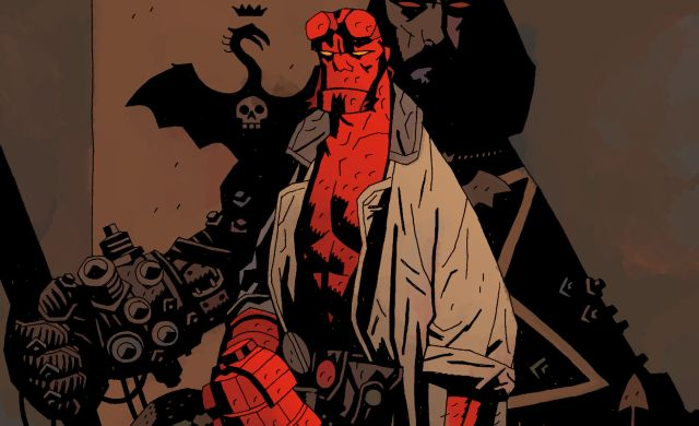 'Hellboy' reboot happening with 'Stranger Things' David Harbour