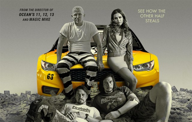 The Trailer and Poster for Steven Soderbergh's Logan Lucky!
