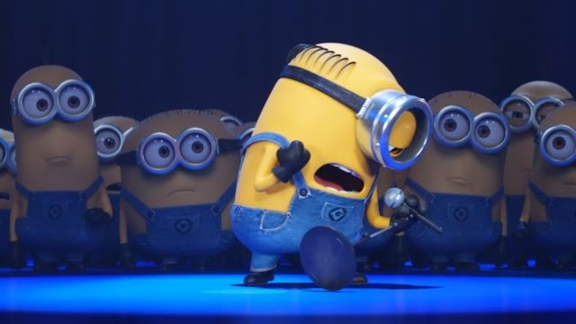 The Minions Take the Stage in New Despicable Me 3 Clip