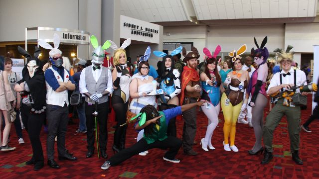 Our First Round of MomoCon Cosplay Photos is Here!
