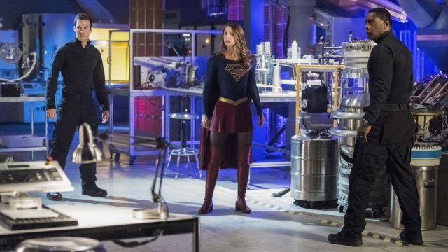 Supergirl Photos from Episode 2.20, City of Lost Children