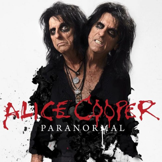 Alice Cooper Premieres New Song Paranoiac Personality