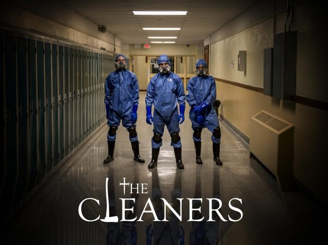 Black Fawn Films Developing Horror Series The Cleaners
