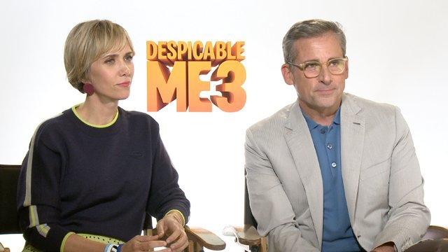 CS sits down with the Despicable Me 3 cast. Check out Despicable Me 3 cast interviews.