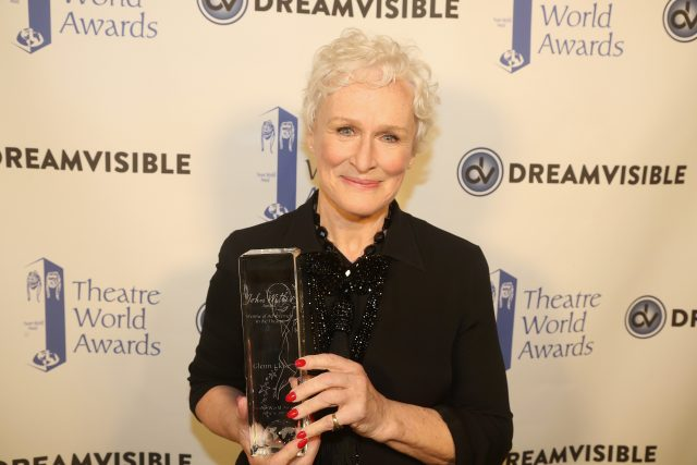 Glenn Close Joins Amazon's Zombie Pilot Sea Oak